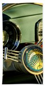 1956 Volkswagen Vw Bug Steering Wheel 2 Bath Towel