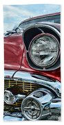 1957 Chevy - My Classic Car Bath Towel