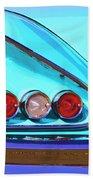 1958 Impala Palm Springs Bath Towel