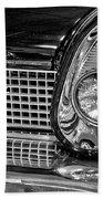 1958 Lincoln Continental Headlight Bath Towel