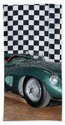 1959 Aston Martin Dbr1 Bath Towel