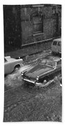 1960's Classic Cars    Ref-252 Bath Towel