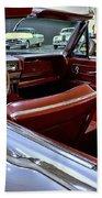 1961 Lincoln Continental Interior Bath Towel