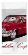 1964 Cadillac Coupe De Ville Bath Towel