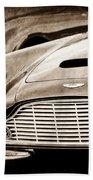 1965 Aston Martin Db6 Short Chassis Volante Grille Bath Towel
