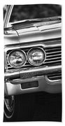 1966 Chevy Impala Ss Convertible Bath Towel
