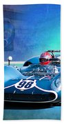 1966 Lola T70 Bath Towel