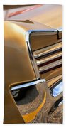1966 Pontiac Gto Tail Bath Towel