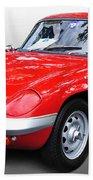1968 Lotus - Elan S4 -  Full View Bath Towel