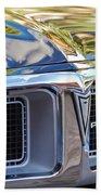 1969 Pontiac Firebird 400 Grille Bath Towel