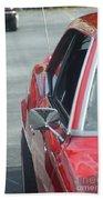 1971 Chevy Camaro Bath Towel