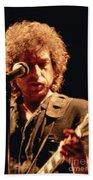 Bob Dylan '79 Bath Towel