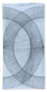 Magnetism Bath Towel