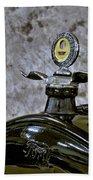 1926 Ford Model T Radiator Ornament Bath Towel