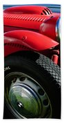 1952 Frazer-nash Le Mans Replica Mkii Competition Model Tire Emblem Bath Towel
