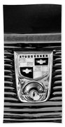 1956 Studebaker Golden Hawk Emblem Bath Towel