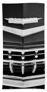 1959 Cadillac Eldorado Grille Emblem Bath Towel