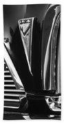 1961 Pontiac Catalina Grille Emblem Bath Towel