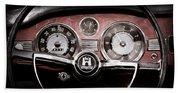 1966 Volkswagen Vw Karmann Ghia Steering Wheel Bath Towel