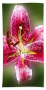 A Lilly For You Bath Towel