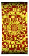 Abstract Series 10 Hand Towel