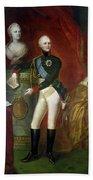 Alexander I (1777-1825) Bath Towel