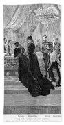 Alexander IIi (1845-1894) Bath Towel