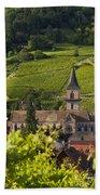 Alsace Church Hand Towel
