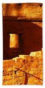 Anasazi Ruins Bath Towel