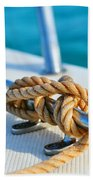 Anchor Line Hand Towel