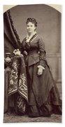 Ann Eliza Young (1844-1925) Bath Towel