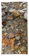 Autumn Creek Bath Towel