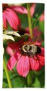 Bee Nice Bath Towel