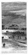Bender Murders, 1873 Bath Towel