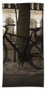 Bicycle Bath Towel