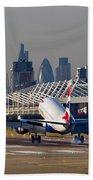 British Airways London Bath Towel