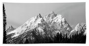Cathedral Group Grand Teton National Hand Towel