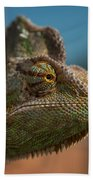 Chameleon Bath Towel