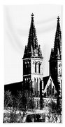 Chapter Church Of St Peter And Paul Bath Towel