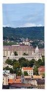 City Of Budapest Bath Towel