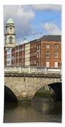 City Of Dublin Bath Towel