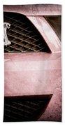 Cobra Grille Emblem Bath Towel