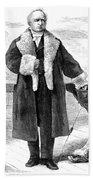 Cornelius Vanderbilt (1794-1877) Bath Towel