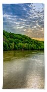 Cumberland River Bath Towel