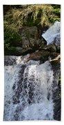 Dukes Creek Falls Bath Towel