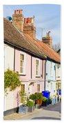 English Cottages Bath Towel
