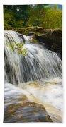 Falls Of Dochart Scotland Bath Towel