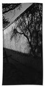 Film Noir Kim Novak Vertigo 1958 Graveyard Tumacacori Mission Tumacacori Arizona 1979-2008 Bath Towel