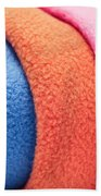 Fleece Bath Towel