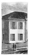 Freedmen School, 1867 Bath Towel
